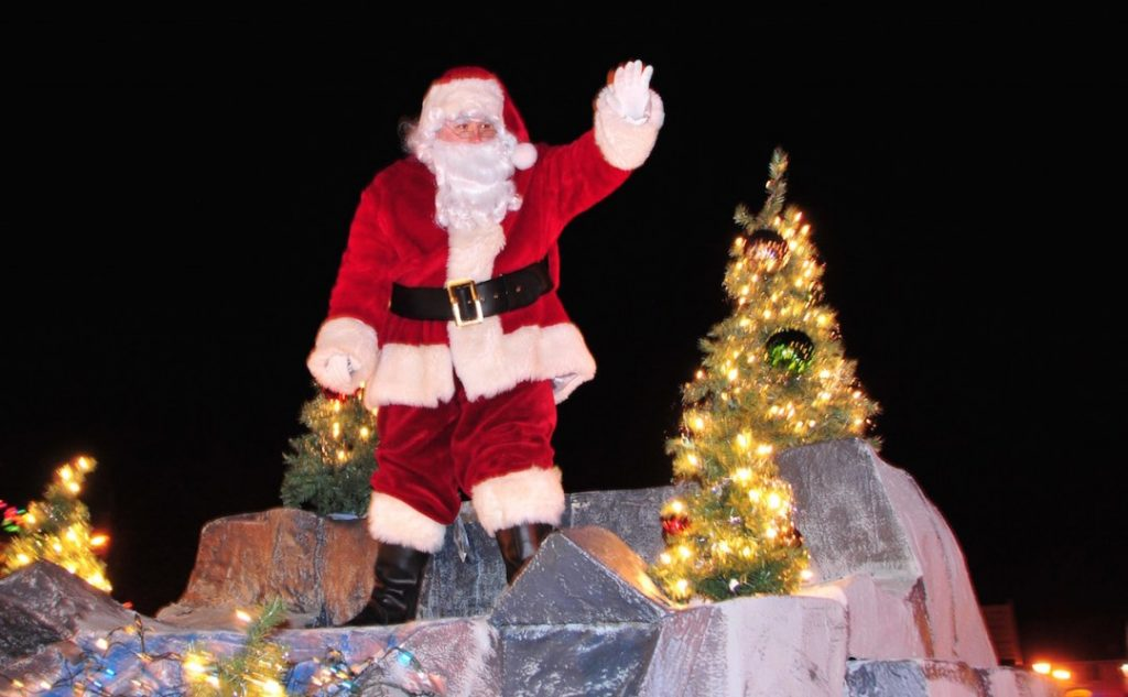 SantaLightingFestival