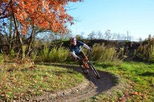 Woolly Mountain Bike Trails Fall