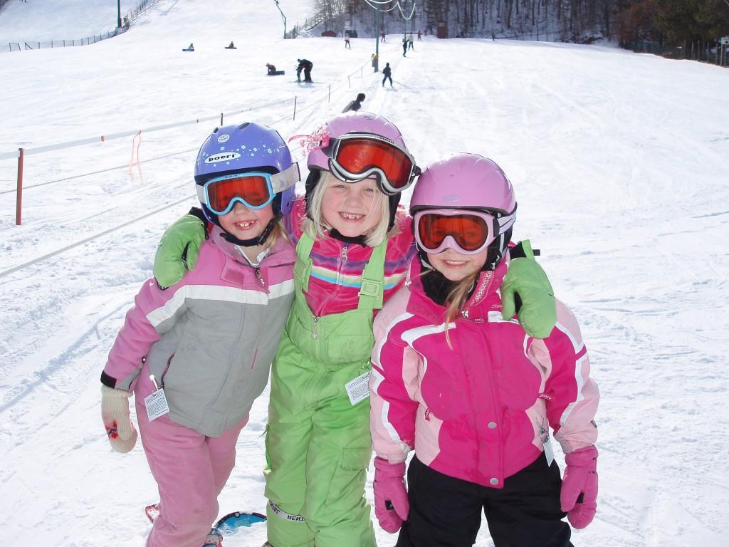 Lisa, Elle & Megan
