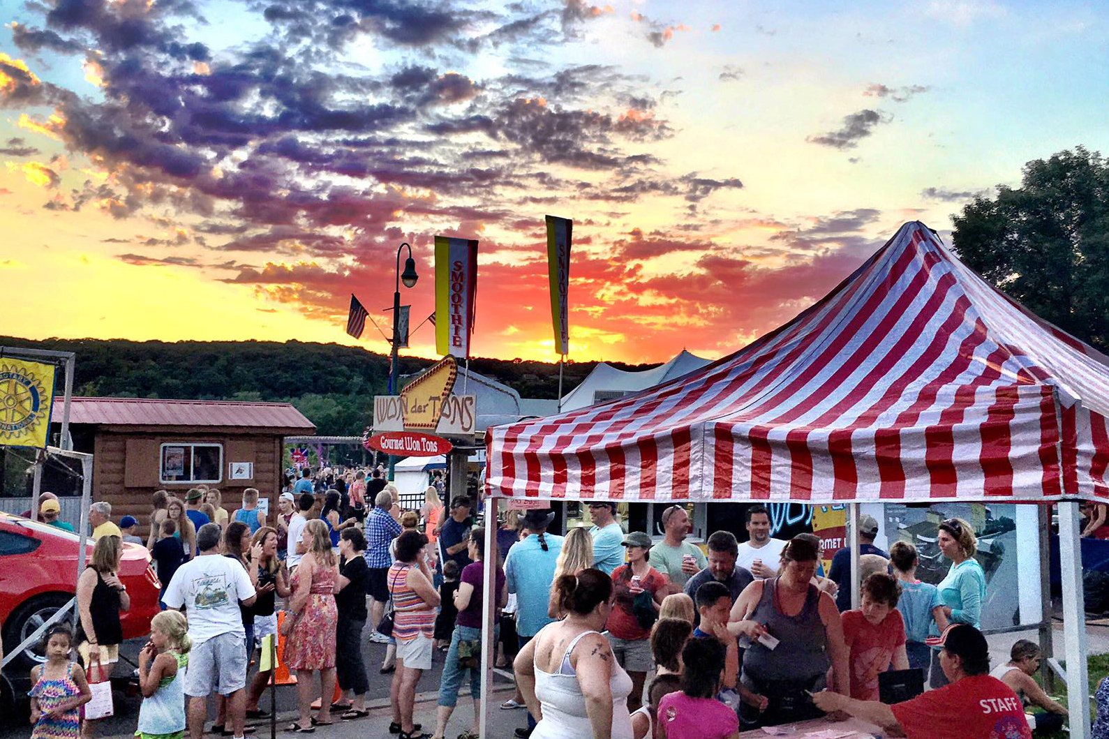 Wannigan Days, Fun and Food on the St Croix River