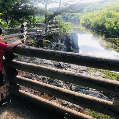 River Bluff Trail