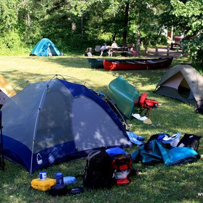 ST CROIX NATIONAL SCENIC RIVERWAY CAMPING