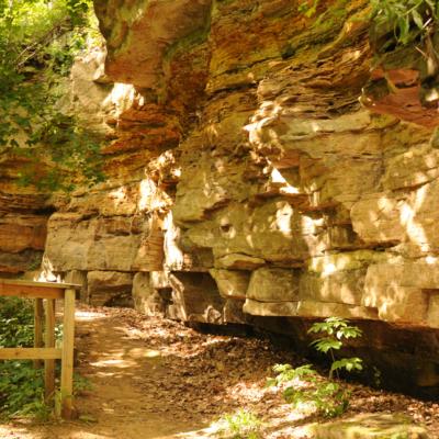 Sandstone Bluff Trail