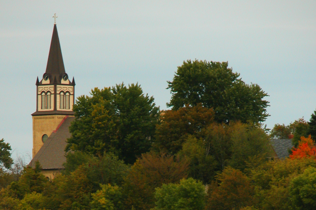 Chisago Lake Lutheran Church in Lindstrom, MN