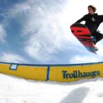 Trollhaugen Snowboarding