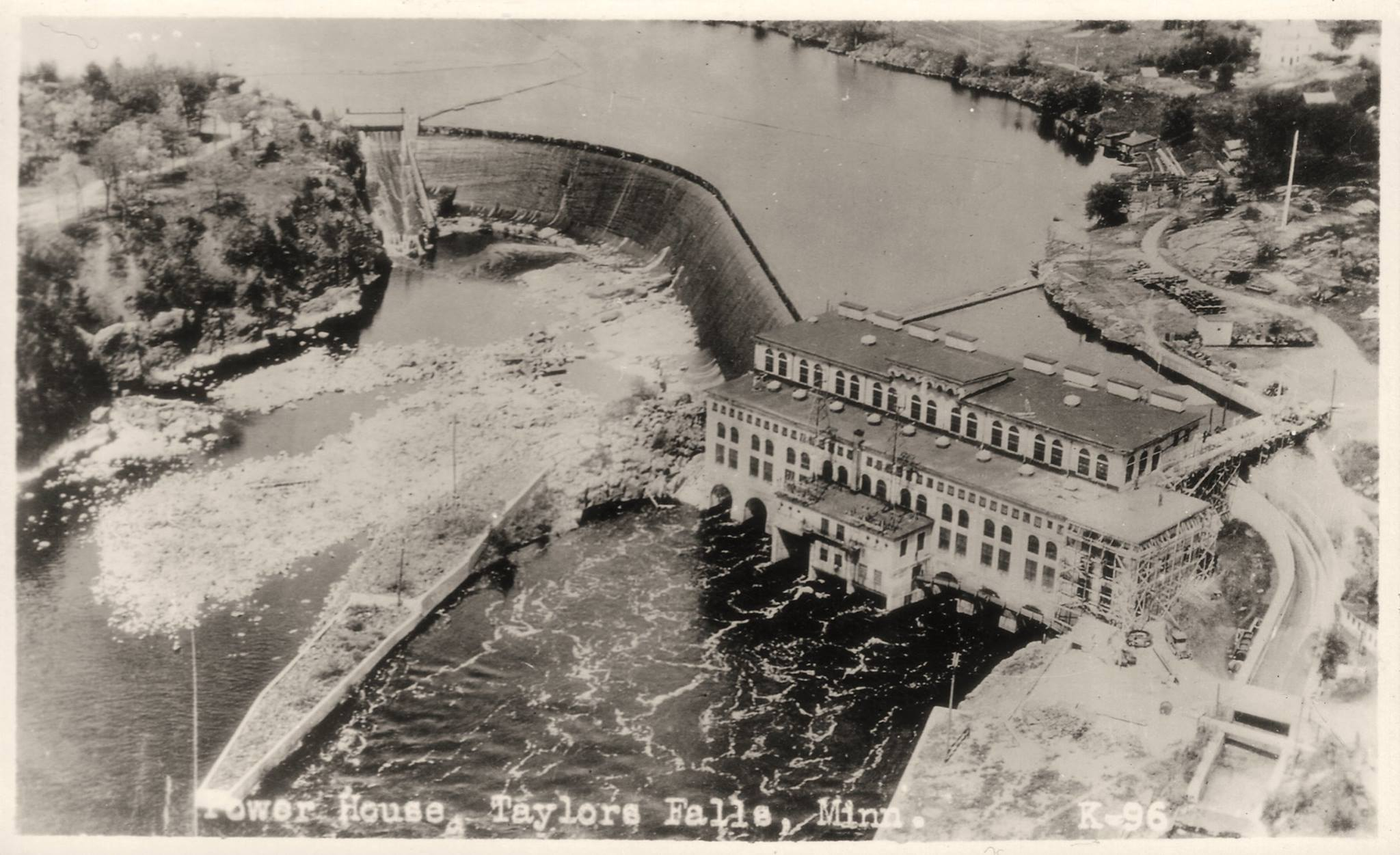 HydroelectricDam1930